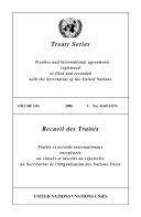 Treaty Series 2401 Pdf/ePub eBook
