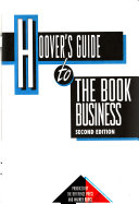 Hoover S Guide To The Book Business