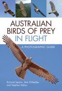 Australian Birds of Prey in Flight Book