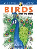 Creative Haven Birds Dot-to-Dot
