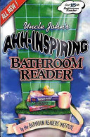 Uncle John s Ahh inspiring Bathroom Reader Book