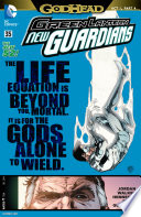 Green Lantern: New Guardians (2012-) #35