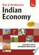 Indian Economy, 72nd Edition
