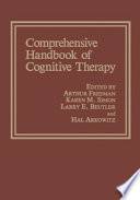 Comprehensive Handbook Of Cognitive Therapy
