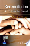 Reconciliation in Post-Godhra Gujarat