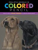 Realistic Animals in Colored Pencil