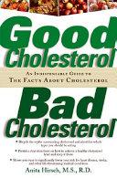 Good Cholesterol  Bad Cholesterol
