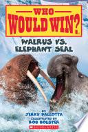 Who Would Win   Walrus vs  Elephant Seal