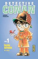 Détective Conan - Tome 1 ebook