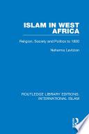 Islam In West Africa