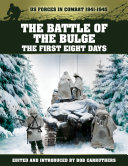 Pdf Battle of the Bulge: The First Eight days