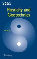Plasticity and Geotechnics [Pdf/ePub] eBook
