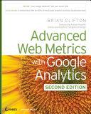 Pdf Advanced Web Metrics with Google Analytics