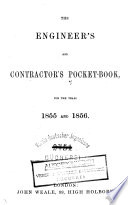 The Engineer S And Contractor S Pocket Book