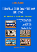 European Club Competitions 1961-1962 in Association Football