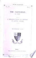 the cliftonian