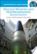 Nuclear Weapons And Nonproliferation Book PDF