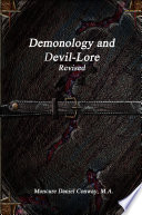Demonology And Devil Lore Revised Book PDF