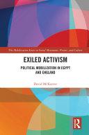 Exiled Activism [Pdf/ePub] eBook