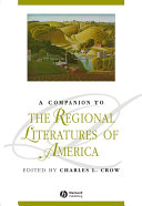 A Companion to the Regional Literatures of America Pdf/ePub eBook