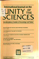 International Journal on the Unity of the Sciences