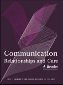 Pdf Communication, Relationships and Care