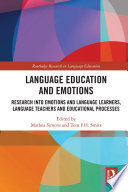 Language Education and Emotions
