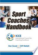 Sport Coaches  Handbook Book