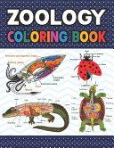 Zoology Coloring Book Book