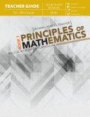 Principles of Mathematics Book 1 Teacher Guide