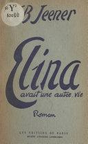Elina avait une autre vie ebook