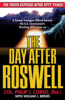 Pdf The Day After Roswell