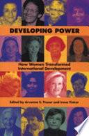 Developing Power