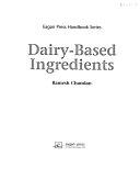 Dairy based Ingredients