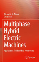 Multiphase Hybrid Electric Machines