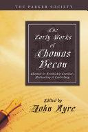 Early Works of Thomas Becon [Pdf/ePub] eBook
