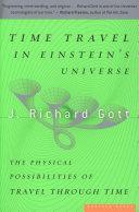 Time Travel in Einstein's Universe Book