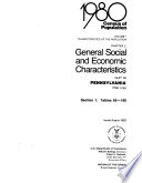1980 Census of Population : Volume 1, Characteristics of the Population : Part 1. United States Summary. Parts 2-57. [States and Territories.]