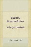 Integrative Mental Health Care