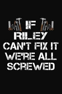 Pdf If Riley Can't Fix It We're All Screwed