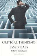 Critical Thinking Essentials Book PDF