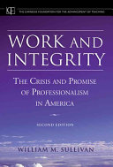 Work and Integrity