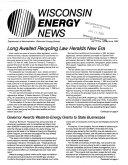 Wisconsin Energy News