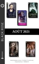 Pdf Pack mensuel Black Rose : 10 romans + 1 gratuit (Août 2021) Telecharger