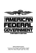 The American Federal Government