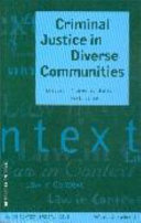 Cover of Criminal Justice in Diverse Communities