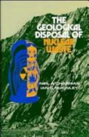 The Geological Disposal of Nuclear Waste Book