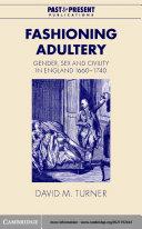 Fashioning Adultery ebook