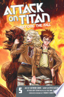 Attack on Titan  Before the Fall Book