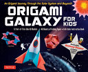 Origami Galaxy for Kids Kit